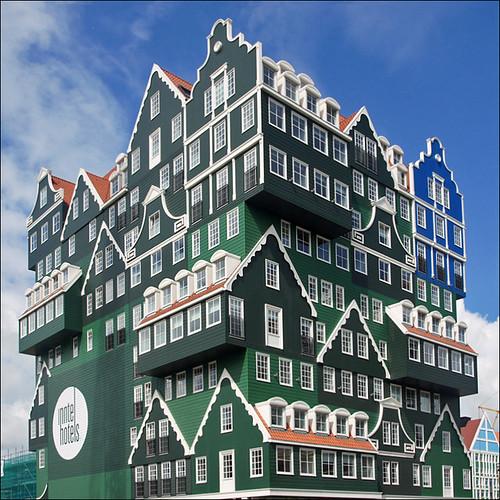 Inntel Hotel Zaandam | by Foto Martien