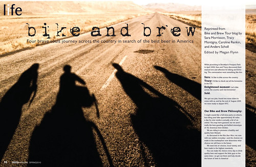 Beer NW Bike and Brew article 1 | by BikeandBrew