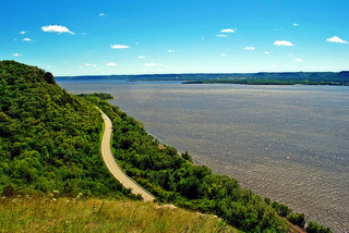 Lake Pepin, WI (Mississippi River) | by aarongunnar