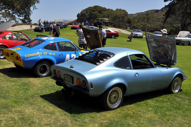 Opel GT's