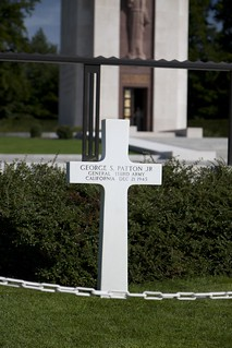 Grave of General Patton | by hans905