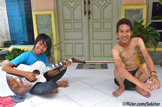 Great Smiles at Muncar, Jawa Timur