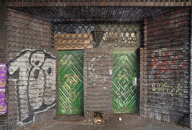3637 Hamburg Altona Bilder aus der Stresemannstrasse Sternbruecke