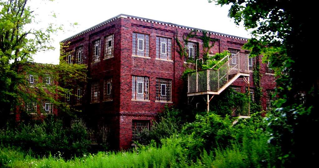 Harlem Valley Psychiatric Hospital | 826 PARANORMAL | Flickr