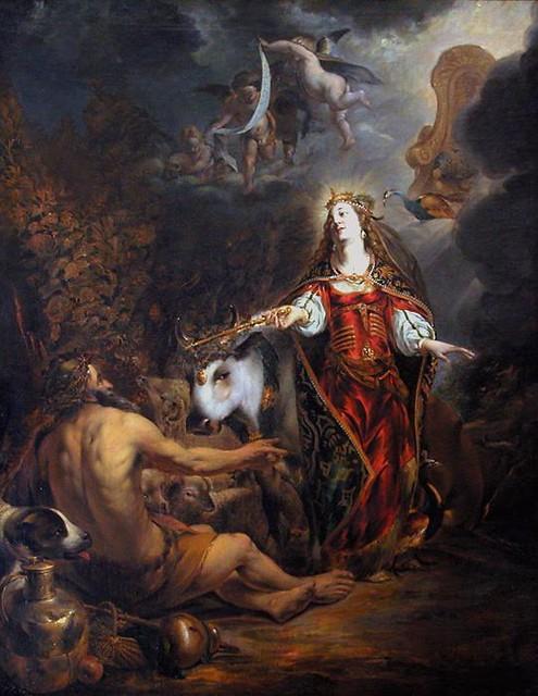 +1665 Hera y Argos