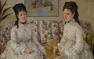 The Sisters by Berthe Morisot | by cliff1066™