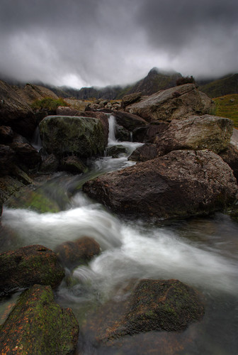 'River Curves' - Cwm Idwal, Snowdonia | by Kristofer Williams