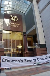 Make Big Oil Pay march to Chevron, EPA & BP 159