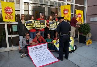 Make Big Oil Pay march to Chevron, EPA & BP 364