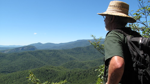 Enjoying the incredible, clear view | by USFWS/Southeast