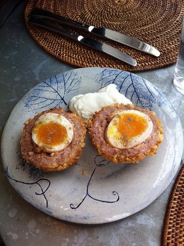 Scotch Egg of Joy | by Richard Moross