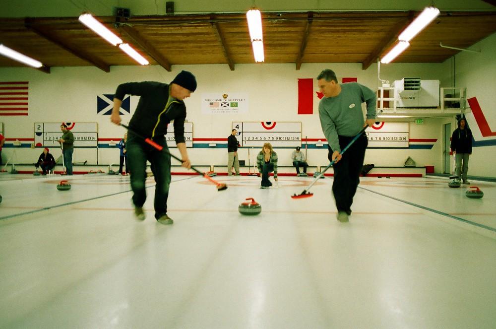curling!