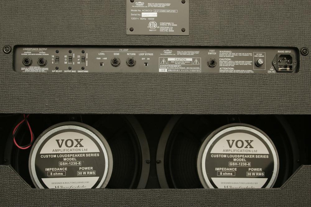 Vox ac30cc2 dating