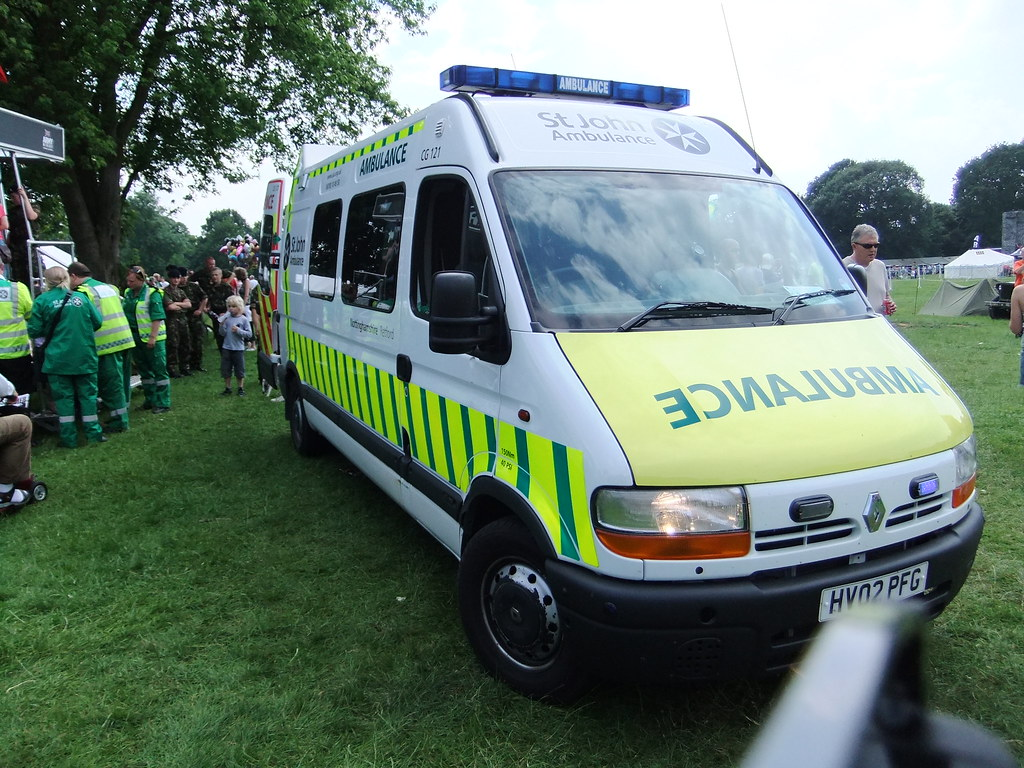 Emergency situation   Taken during the Armed Forces Weekend …   Flickr