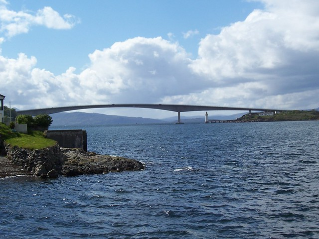 The Skye Bridge, Isle of Skye, May 2006