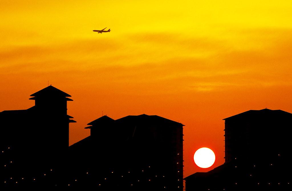 Putrajaya, Malaysia - Good night Monday, Good Morning Tues