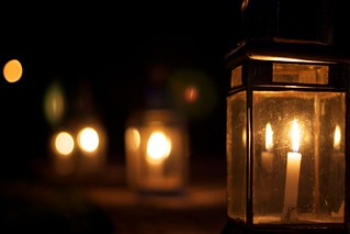 Driveway lantern | by britsinvade
