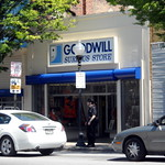 Goodwill Thrift on Greenmount