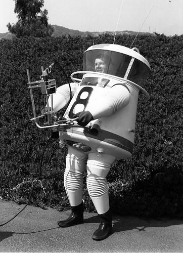 Lunar Exploration Suit - JPL c.1959 | by Kevitivity