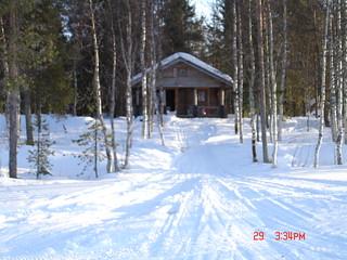 Winter Sauna