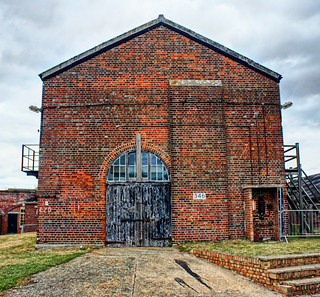 Fort Cumberland - Guardhouse | by Hexagoneye Photography