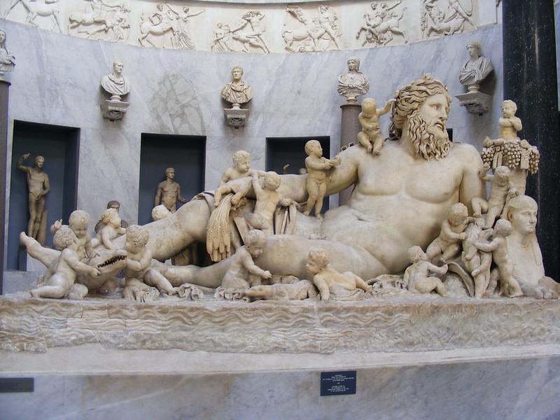 El Nilo s-II a.C.