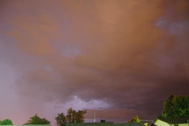 072410 - This was a Nasty Nebraska Thunderstorm!