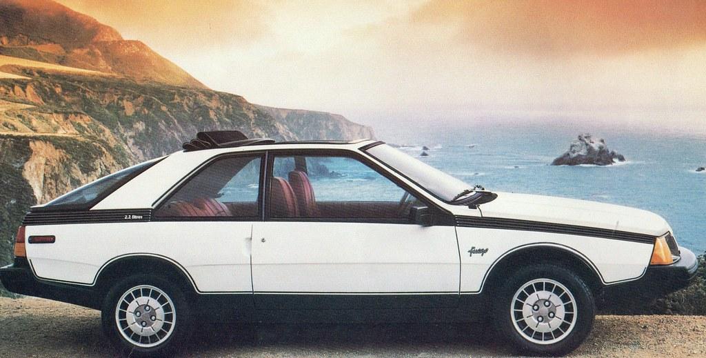 1985 Renault Fuego