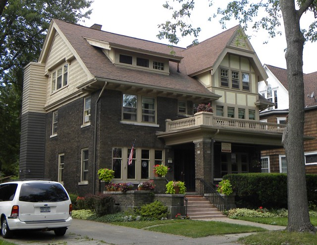 Niagara Falls NY ~ Marshall, James G., House ~ 1913