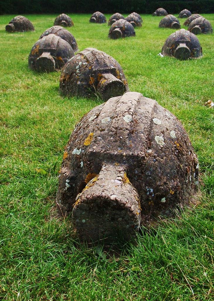 Miner Helmet Sculpture