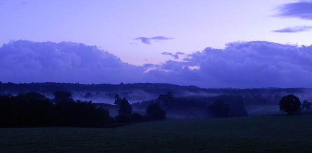 Churnet Valley. Staffordshire .