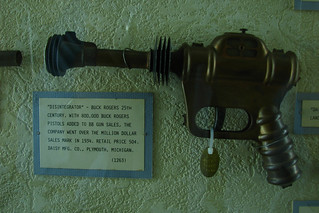 2006-08-23 - Road Trip - Day 31 - United States - Oklahoma - Claremore - Route 66 -  J.M. Davis Arms & Historical Museum - Disintegrator - Buck Rogers | by CGP Grey