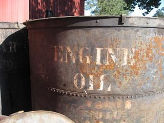 Engine oil | by Martin_Bishop
