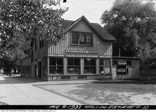 Lakeshore House Refreshments, Hanlan's Point
