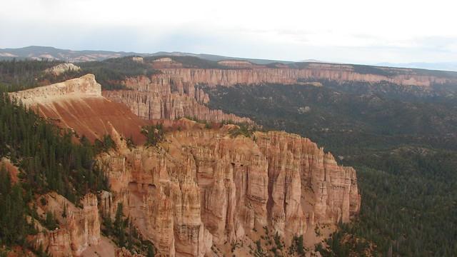 Rainbow Point - Bryce Canyon National Park, Utah