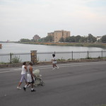 Early Evening Promenade - Druid Hill Lake