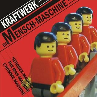 Kraftwerk - Mensch-Maschine