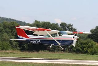 N9671A 1984 Cessna 172P C/N 17276198