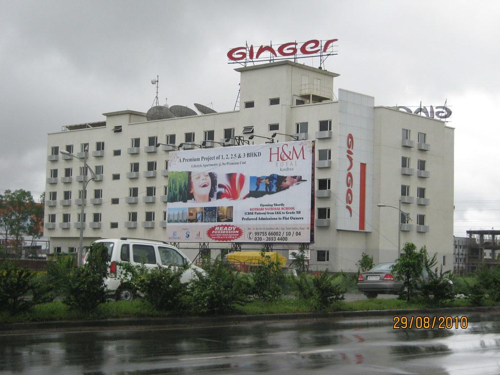Ginger Hotel Mumbai Pune Expressway Wakad Pune Ravi