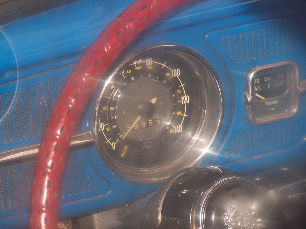 Conversion Sticker Kmh - Mph Odometer (Archives of Indones
