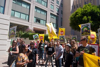 Make Big Oil Pay march to Chevron, EPA & BP 295
