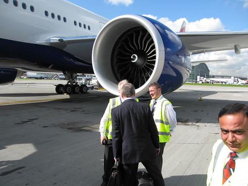 Flight review: British Airways B777-300ER World Traveller