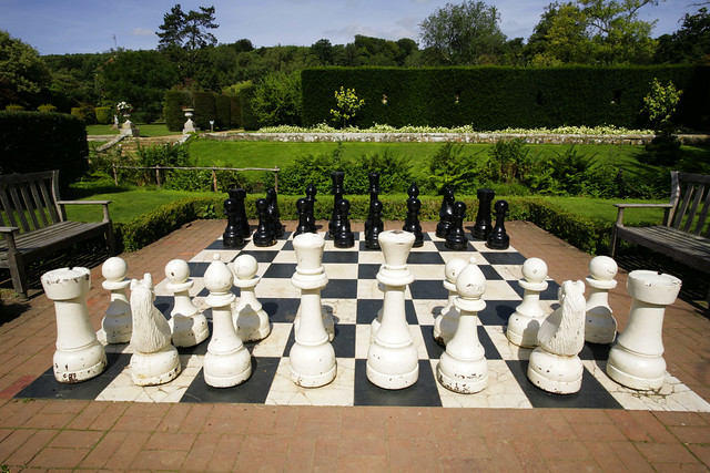 Anyone For Chess.