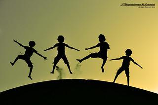 Fun Siuliet ^.^ | Explore | | by Abdulrahman AL-Dukhaini || عبدالرحمن