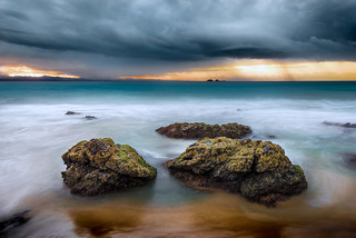 Rain is coming   by Elephas_a