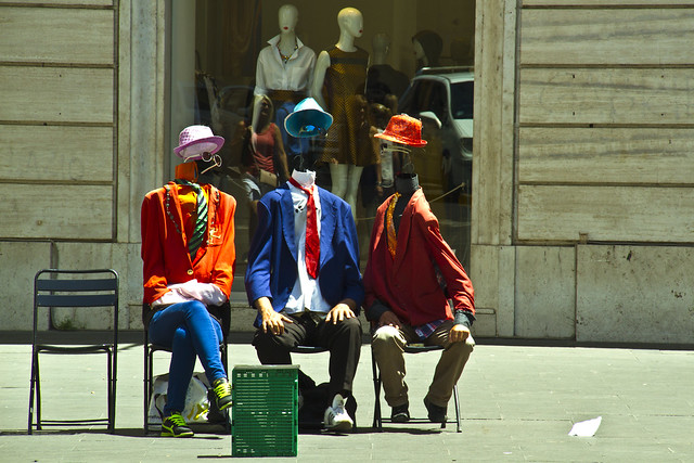 street act in rome