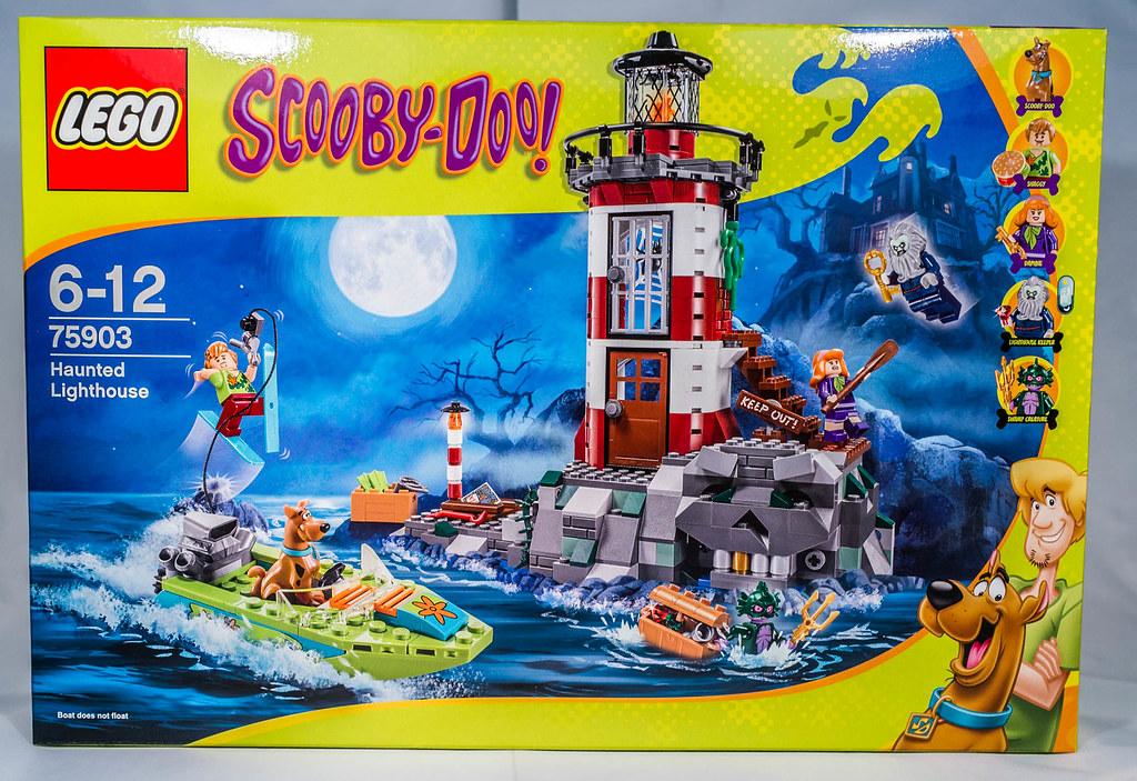 Scooby Lighthouse7590 75903 Doo Lego Haunted The TlF3KJu51c
