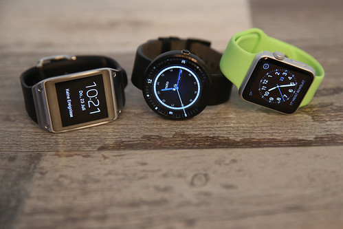 Smart Watches | by Tim Reckmann | a59.de