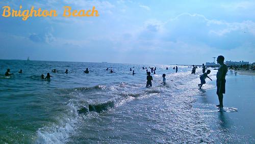 Brighton Beach -edit