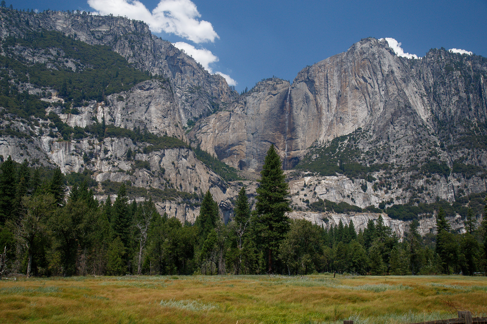 Yosemite Falls #1